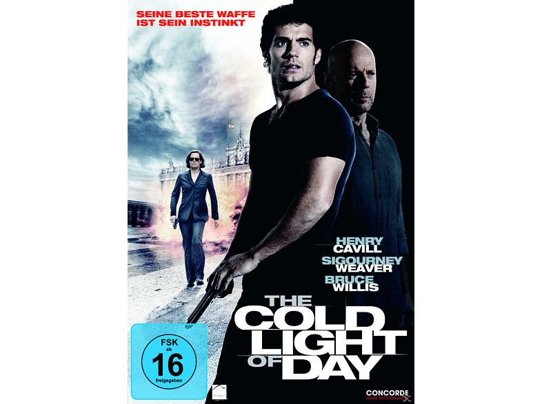 The Cold Light of Day [DVD]