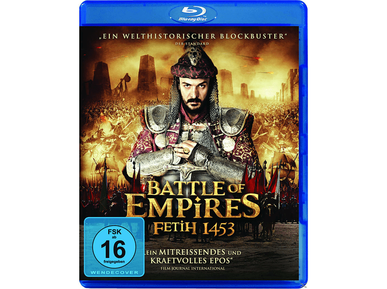 Battles of Empires - Feith 1453 [Blu-ray]