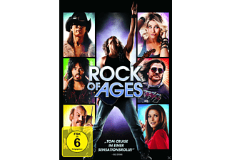 Rock of Ages Musical DVD