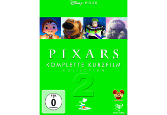 Pixars komplette Kurzfilm Collection 2 Kurzfilm DVD