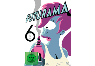Futurama - Season 6 Animation/Zeichentrick DVD