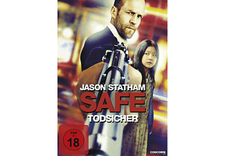 Safe - Todsicher Action DVD