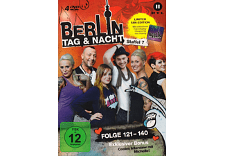 Berlin Tag & Nacht - Staffel 7 (Limited Fan-Edition) - (DVD)