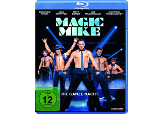Magic Mike - Die ganze Nacht Tanzfilm Blu-ray
