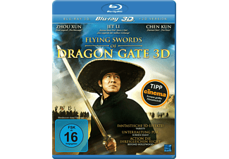 Flying Swords Of Dragon Gate 3D - (3D Blu-ray)