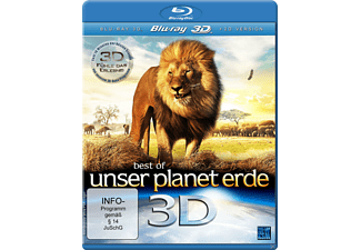 Best of Unser Planet Erde (3D) - (3D Blu-ray)