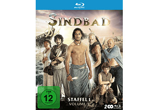 Sindbad - Staffel 1, Volume 1 - (Blu-ray)