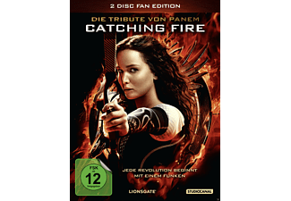 Die Tribute Von Panem: Catching Fire - 2 Disc DVD Science Fiction DVD