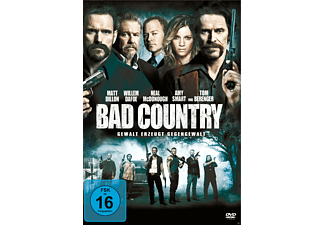 Bad Country - (DVD)