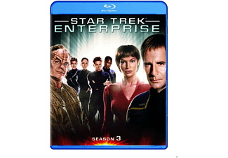 STAR TREK: Enterprise – Season 3 Science Fiction Blu-ray