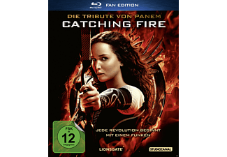 Die Tribute Von Panem: Catching Fire Fan Edition (Jennifer Lawrence) Science Fiction Blu-ray