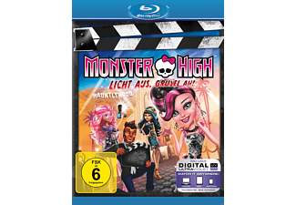 Monster High - Licht aus, Grusel an! - (Blu-ray)