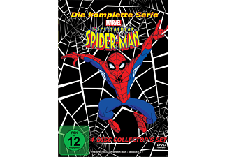 The Spectacular Spider-Man - Die komplette Serie - (DVD)