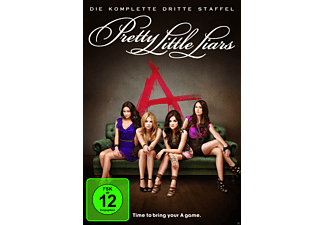 Pretty Little Liars - Die komplette 3. Staffel - (DVD)