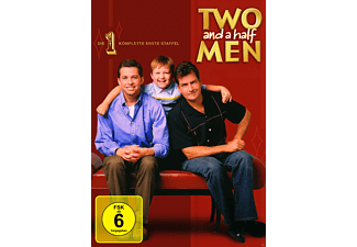 Two and a half Men - Die komplette 1. Staffel - (DVD)