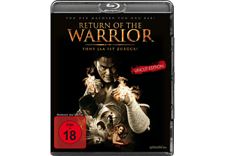 Return Of The Warrior - (Blu-ray)