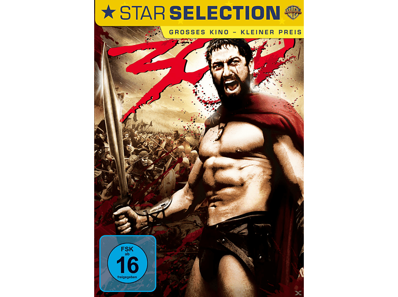 300 - Star Selection [DVD]