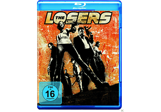 The Losers Action Blu-ray