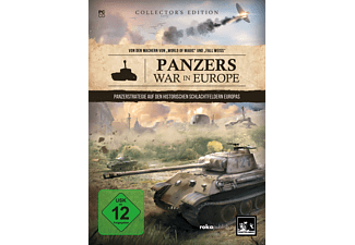 Panzers: War in Europe - Collector's Edition - PC