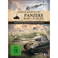 Panzers: War in Europe - Collector's Edition [PC]