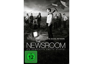 Newsroom - Staffel 2 - (DVD)