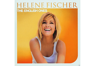 Helene Fischer - THE ENGLISH ONES - (CD)
