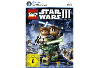 LEGO Star Wars III: The Clone Wars (Software Pyramide) - PC