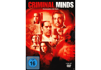 Criminal Minds - Staffel 3 - (DVD)