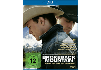 BROKEBACK MOUNTAIN Drama Blu-ray