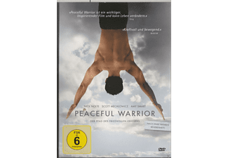 PEACEFUL WARRIOR - DER PFAD DES FRIEDVOLLEN KRIEGE - (DVD)