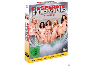 Desperate Housewives - Staffel 3 - (DVD)