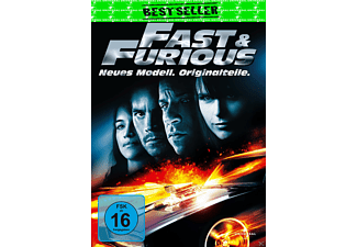 Fast & Furious - Neues Modell. Originalteile. - (DVD)