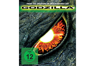 Godzilla Action Blu-ray