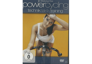 Power Cycling - (DVD)
