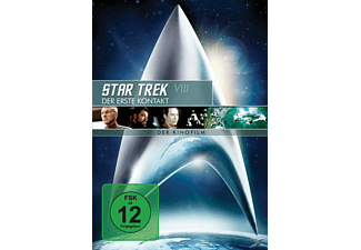 Star Trek 08 - Der erste Kontakt Science Fiction DVD
