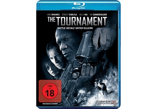 The Tournament - (Blu-ray)