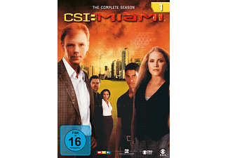 CSI: Miami - Staffel 1 (komplett) - (DVD)