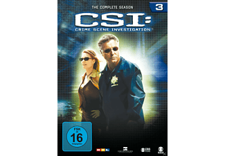 CSI: Crime Scene Investigation - Staffel 3 - (DVD)