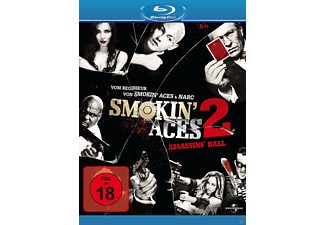 Smokin' Aces 2 - Assassins' Ball - (Blu-ray)