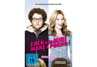 ZACK & MIRI MAKE A PORNO - (DVD)