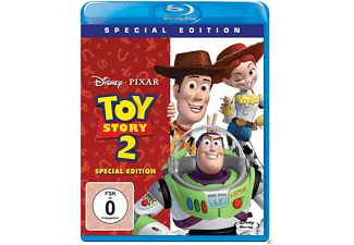 Toy Story 2 Special Edition - (Blu-ray)