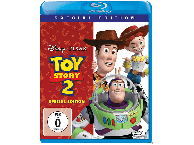 Toy Story 2 Special Edition [Blu-ray]