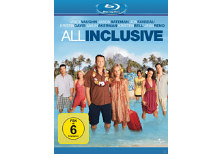 All Inclusive - (Blu-ray)