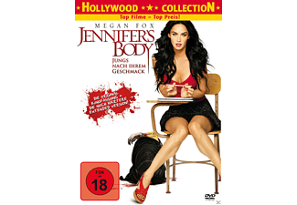 Jennifer's Body - Jungs nach ihrem Geschmack Hollywood Collection Fantasy DVD