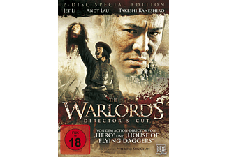 The Warlords - Director's Cut Steelbook Edition Drama DVD
