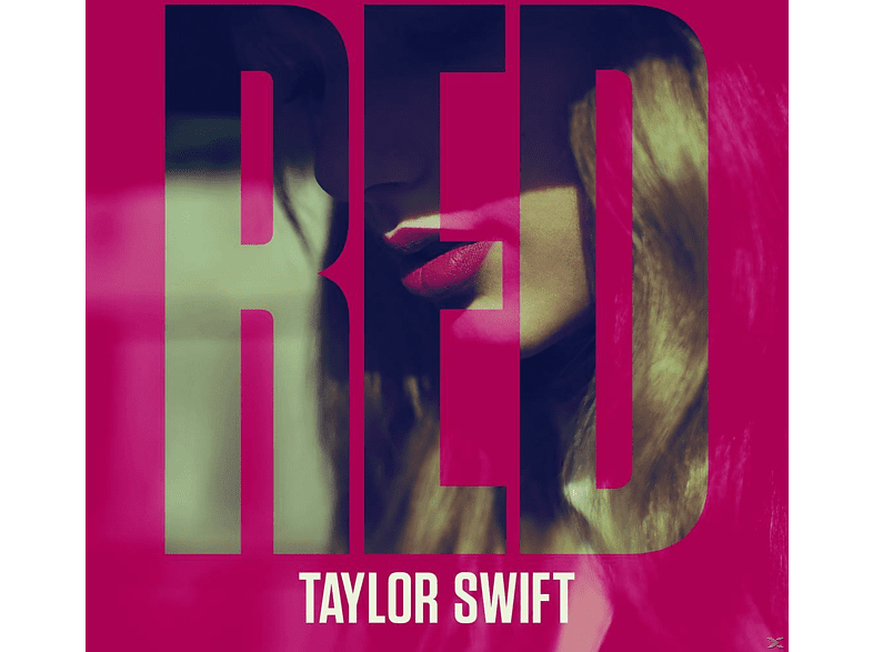 Taylor Swift - Red (Deluxe Edition) [CD]