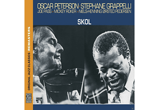Oscar Peterson, Stéphane Grappelli - Skol (Ojc Remasters) - (CD)