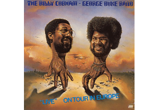 The Billy Cobham, George Duke - Live on Tour in Europe (CD)