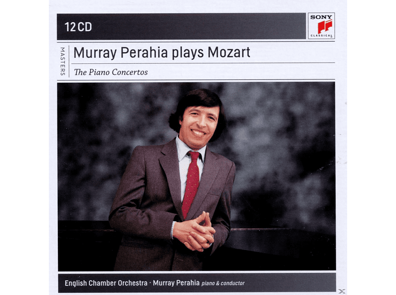 Perahia Murray - The Piano Concertos [CD]