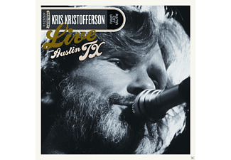 Kris Kristofferson - Live From Austin Tx Series: Kris Kristofferson - (CD + DVD Audio)